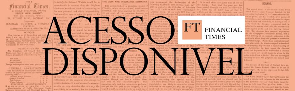 Acesso ao Financial Times – FT.com