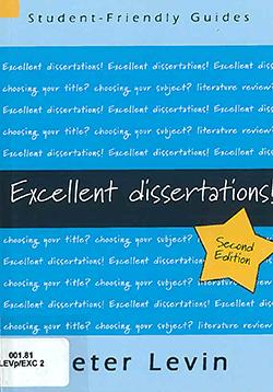 Excellent dissertations!