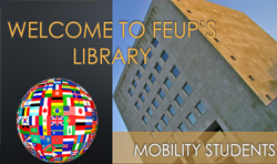 Welcome to FEUP´S LIBRARY