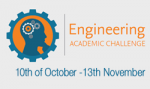 Engineering Academic Challenge || from the 10th of October until the 13th of November